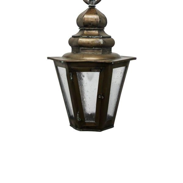 Copper Lantern The Lamp Shoppe